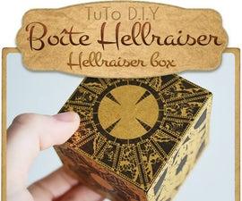 { HELLRAISER BOX }