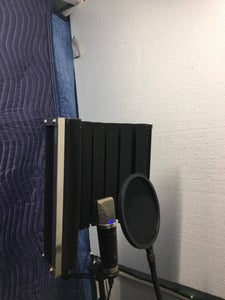 Easy to Build Recording Booth