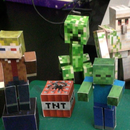 Minecraft All Papercrafts Guide:Massive