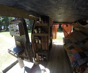 The Snail, Our New VanHome: Convert a GMC Savana Into a Home