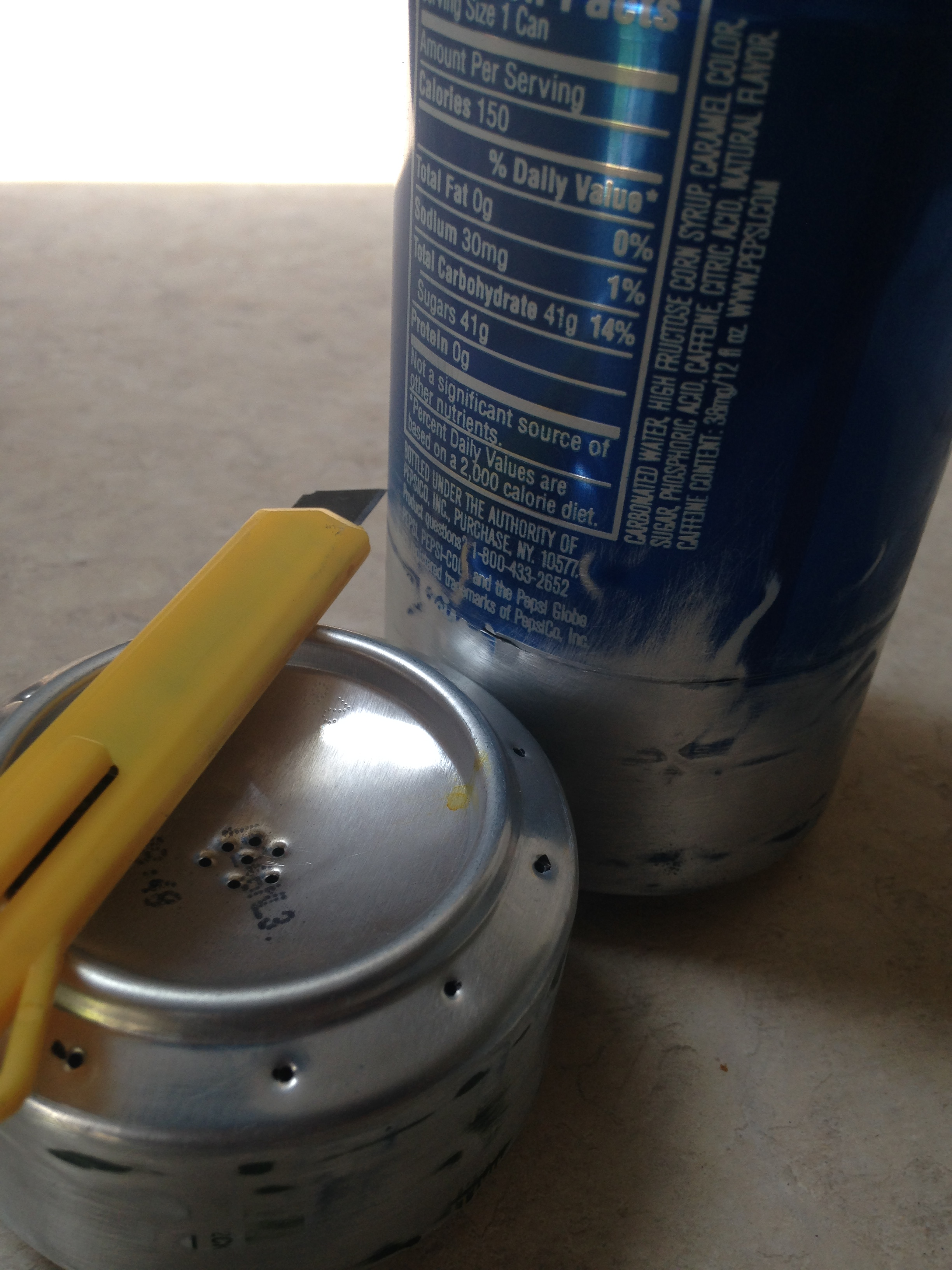 Picture of Scoring the Can