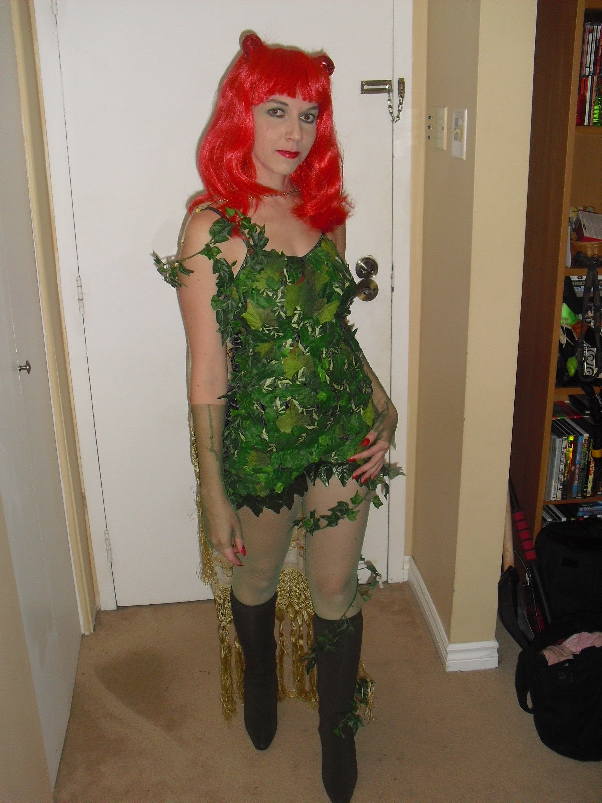 Poison ivy costume from batman solutioingenieria Gallery