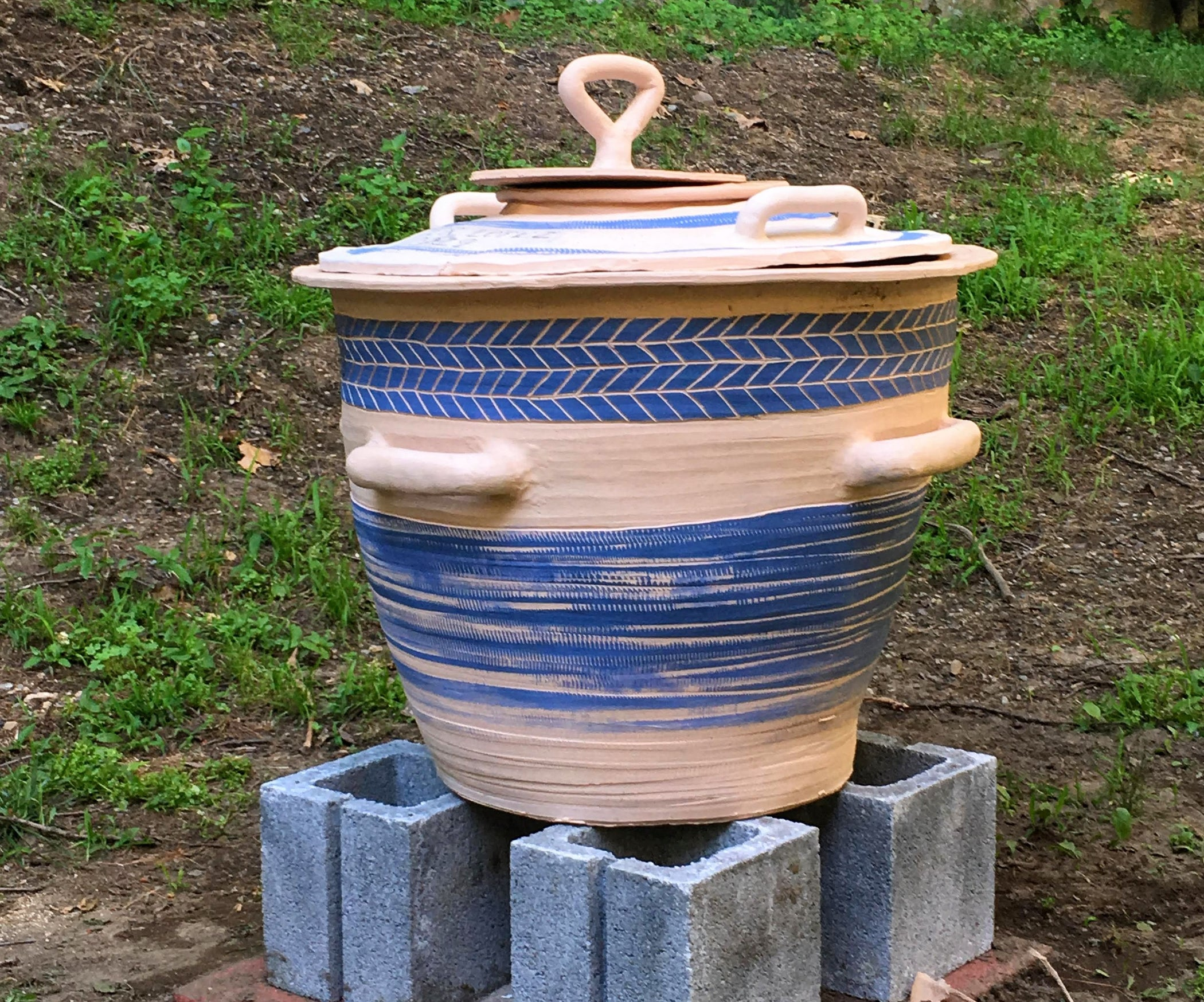 Building a Tandoor From Scratch : 49 Steps (with Pictures ...
