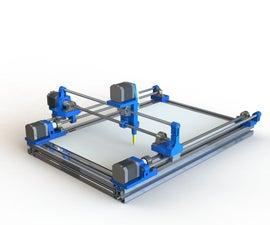 Plotter, X-y-machine, Printer
