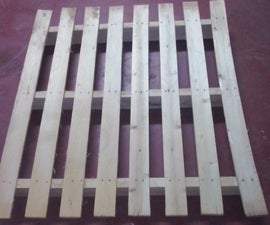 how to disassemble pallet easy, quick and safe