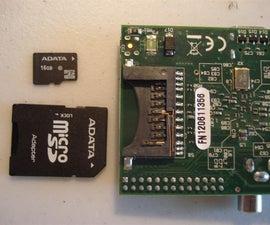 Shrink Your Raspberry Pi With MicroSD Card Slot