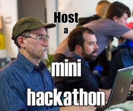 Host a Mini Hackathon