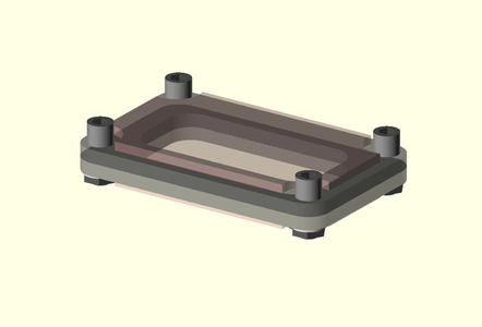Generating an Enclosure With OpenSCAD