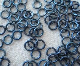 Anodizing Titanium Rings