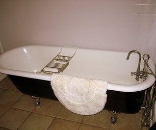 How To: Bathtub Laundry