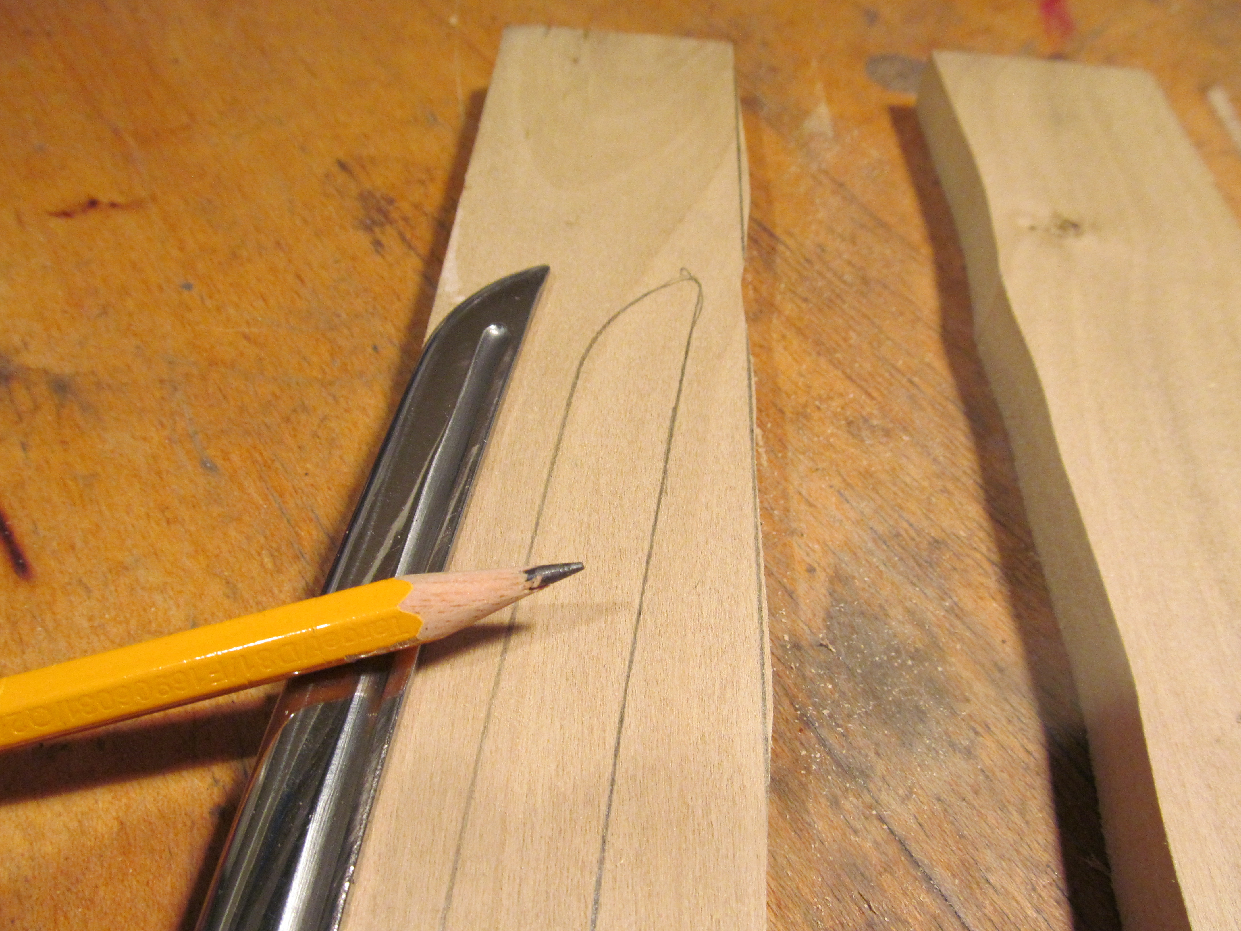 Picture of Creating the Sheath