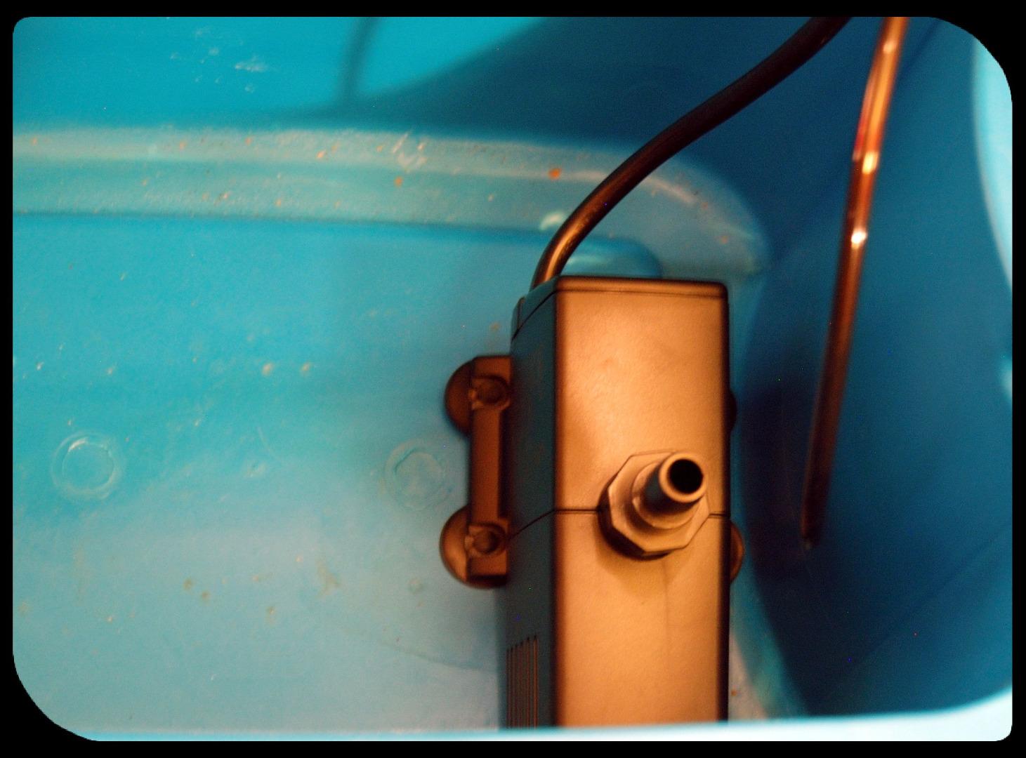 Picture of Sample Configuration 2 - Small Plant Drip Hydroponics