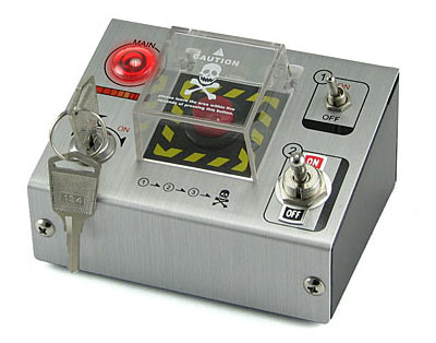 Picture of Nuke launch button