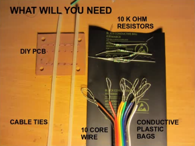 Picture of DIY Sensors : What We Need