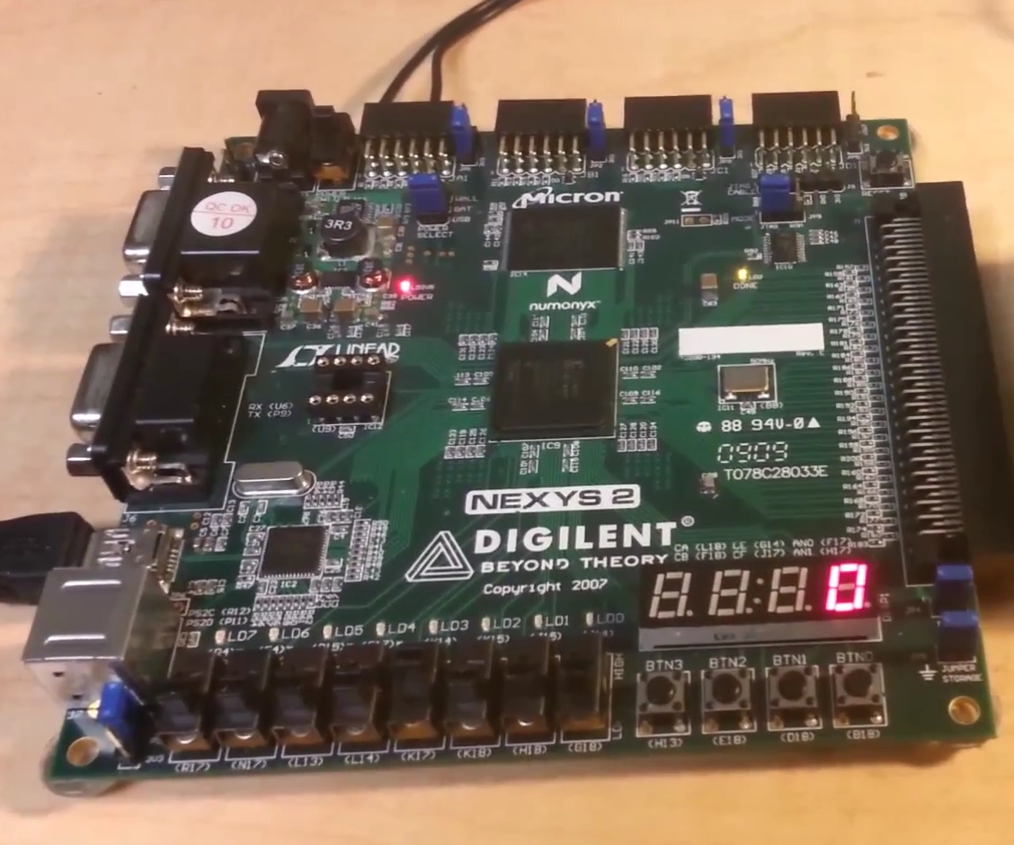 8 Step FPGA Sequencer and Synthesizer : 6 Steps