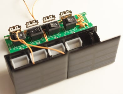 Accommodate the Pcb