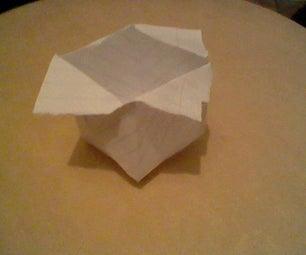 Origami Chinese Takeaway Box