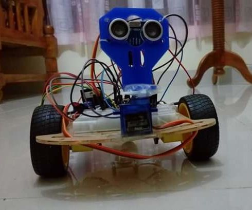 Here i'm going to instruct you about making an Obstacle Avoiding Robot based on Arduino. I hope to do step by step guide on making this robot in very