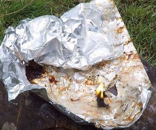 Using Animal Grease As a Fire Starter