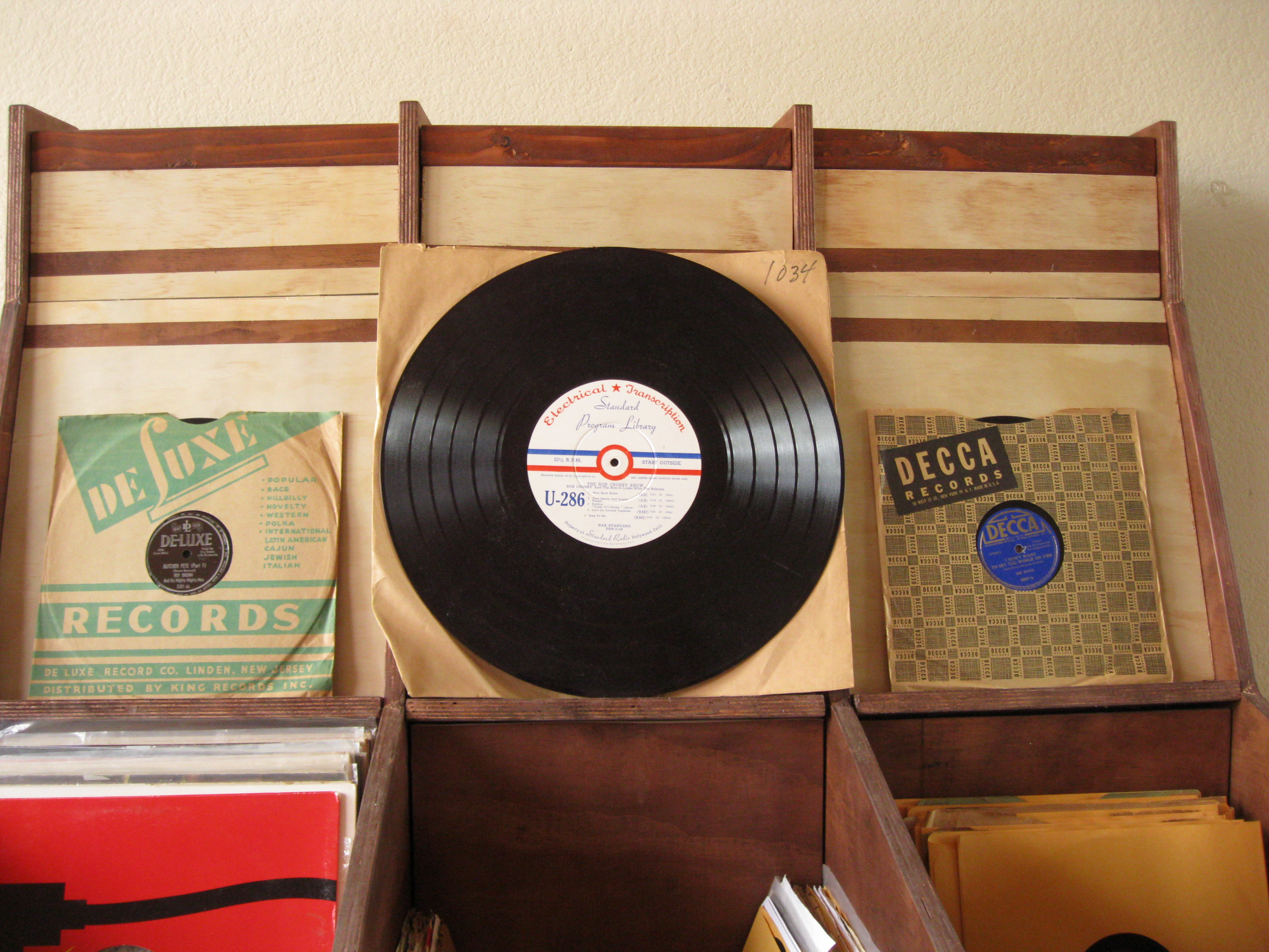 Picture of Records and Music
