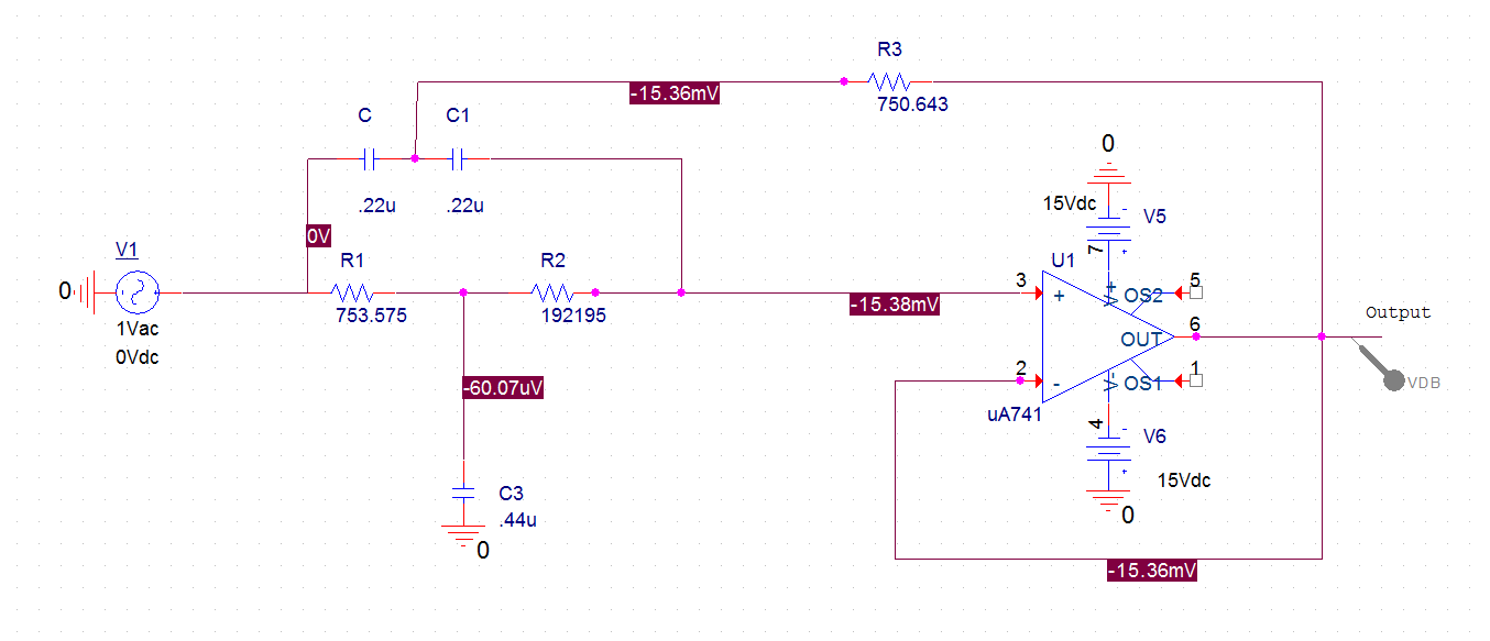 Picture of Simulate Circuit on Computer