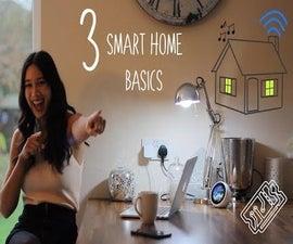 3 Smart Home Basics