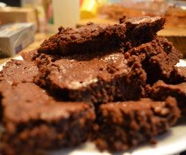 How to Make Cheesecake Brownies