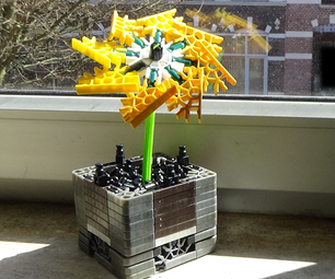 Make Your Own K'nex Flower!