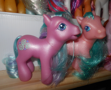 My Little Pony - Frizzy/Matted Hair Fix.