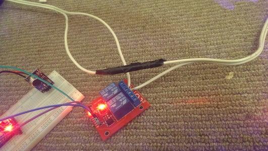 Relay/Lamp Circuit
