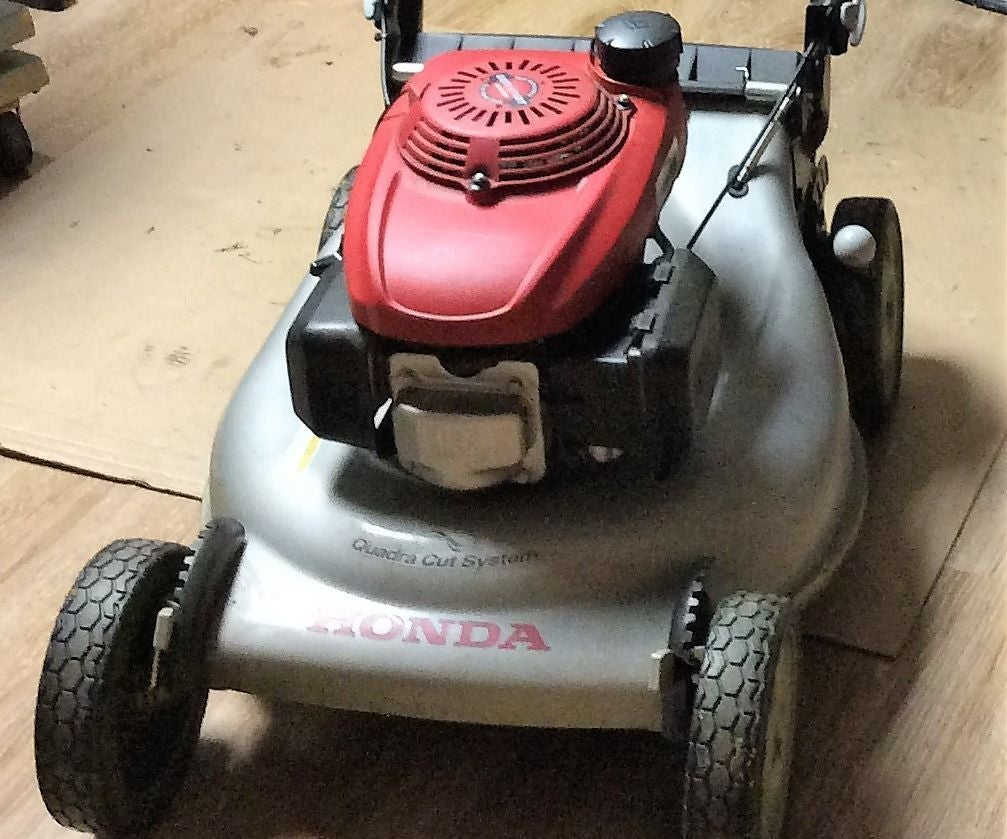 Fix the Rear Adjustment Lever on a Honda Lawnmower (HRR216): 5 Steps (with  Pictures)