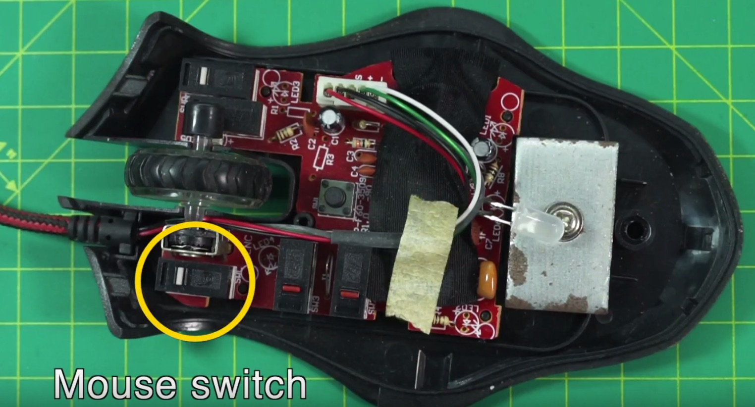 Picture of Open Mouse Switch