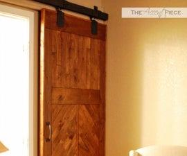 Installing a Sliding Barn Door