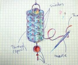 Thread Spool Embroidery (Fail Report)