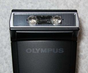 LED Strobe Trigger for Olympus OM-D E-M1 Mark II