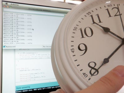 Synchronize the Clocks