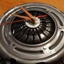 Clutch Pressure Clock