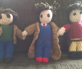 Crochet Your Favorite Characters