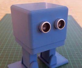 MiniZowi Bluetooth Dancing Controled Robot.