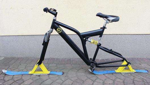 Remaking the Bike Frame
