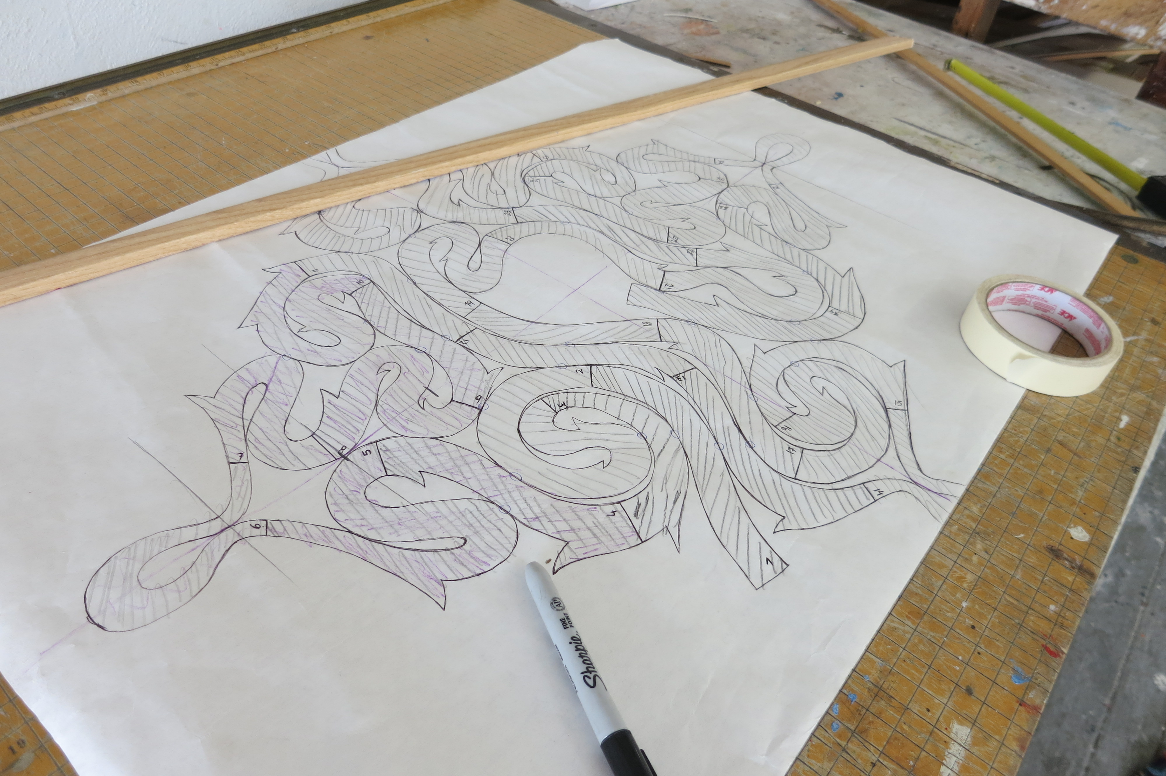 Picture of Designing the Labyrinth