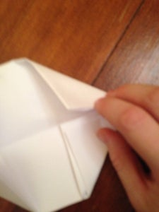 Paper Airplane Fold