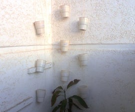 Pots on the Wall