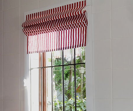 Easy Roman Blinds 5 Steps With Pictures