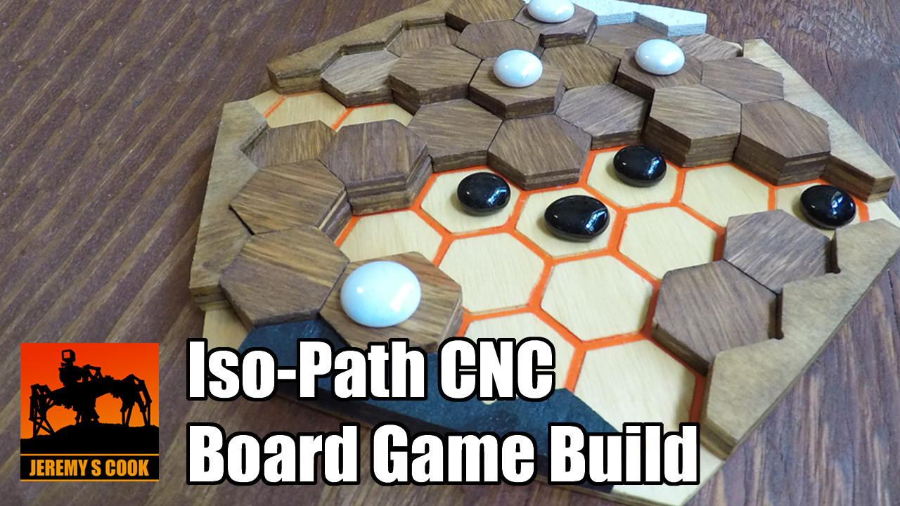 Picture of Iso-Path Board Game