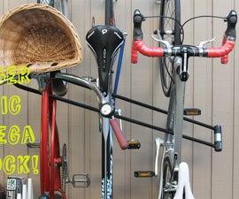 Modified Bike Lock  (aka uber, epic, mega lock!)