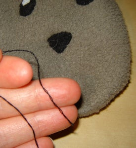 Sew the Ears and Face