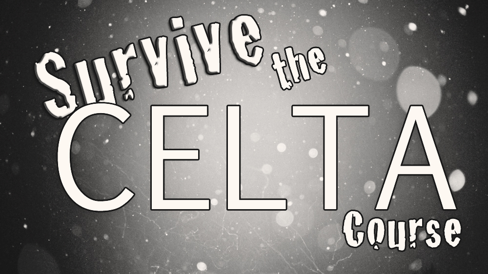 Picture of Survive the CELTA Course