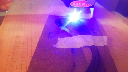 Custom Logo Laser Engraving