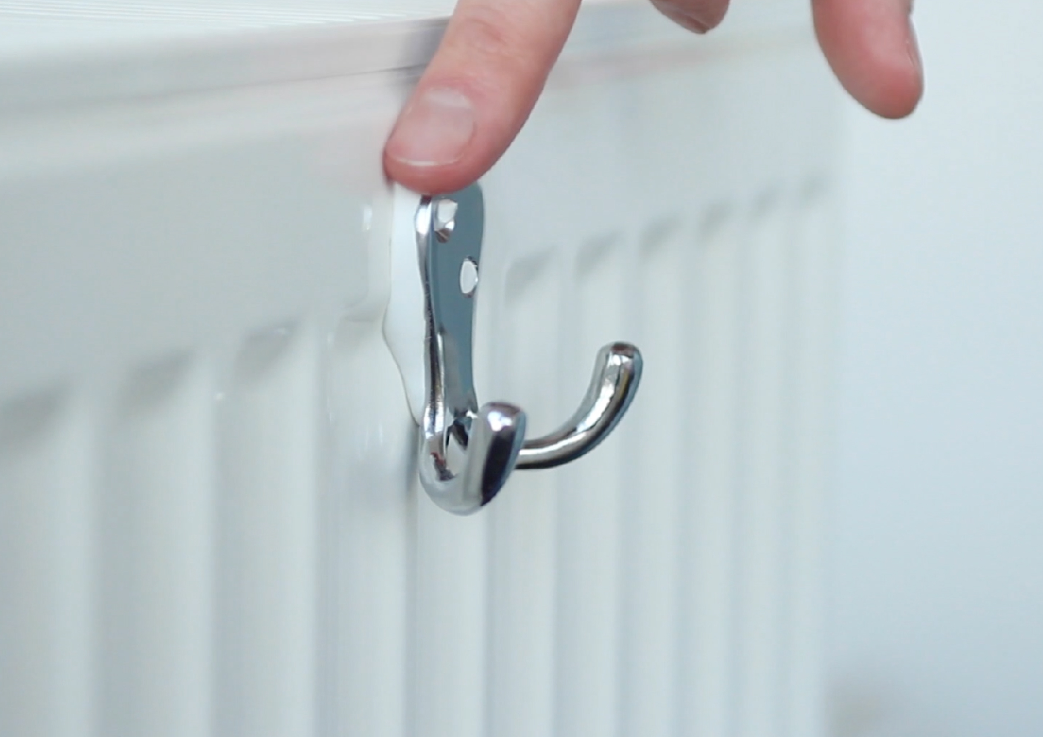 Picture of Attaching Your Hooks